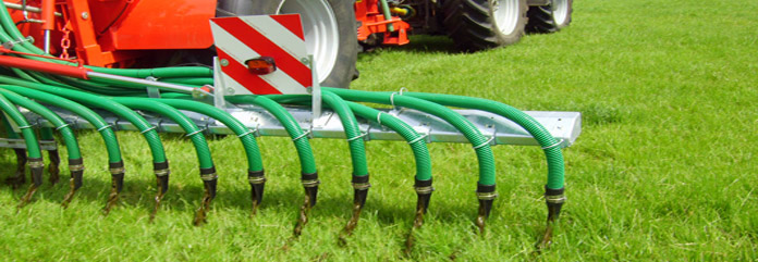 Agquip Tanker Mounted Dribble Bar